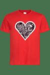 Мъжка Тениска Механично Сърце