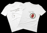 Комплект Тениски Ритъмът на Твоето Сърце
