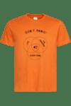 """Мъжка Тениска """"Пътеводител на галактическия стопаджия: 42"""""""