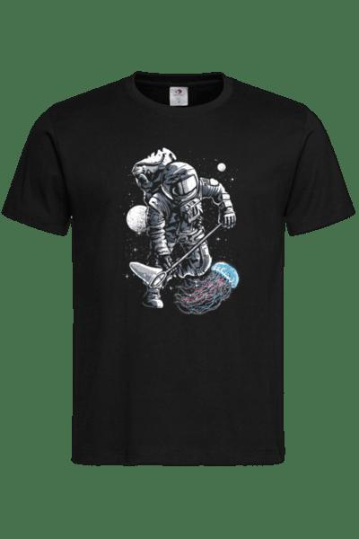 Мъжка Тениска Космически Дълбини