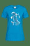 Дамска Тениска Космически Дълбини