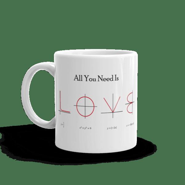 Чаша All You Need Is Love