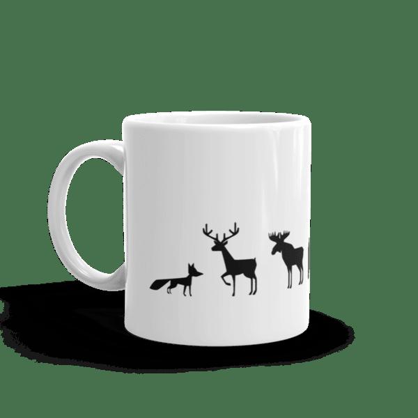 Чаша Горски Животни