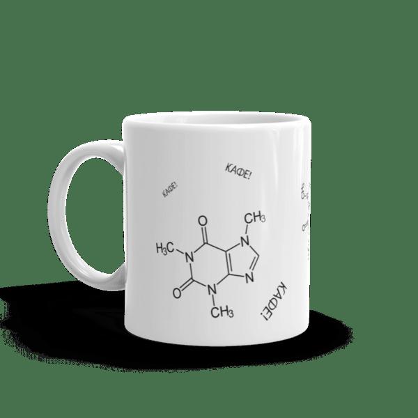 Чаша Кофеин