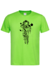 Мъжка Тениска Велосипедист
