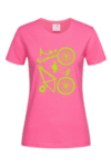 Дамска Тениска На Части