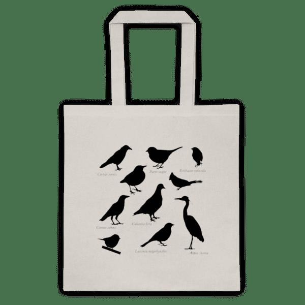 Памучна еко чанта Птици (Aves)