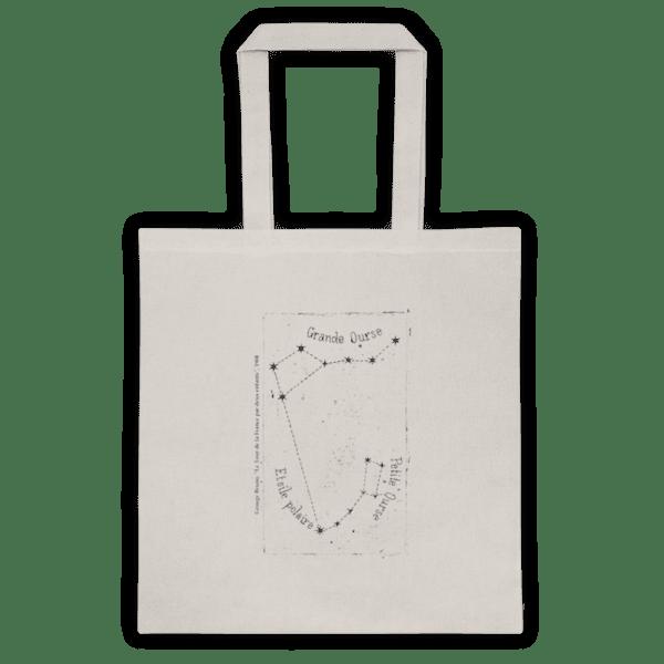 Памучна еко чанта Голямата и Малката Мечка