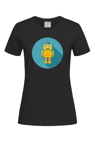 Дамска Тениска Почти Човек