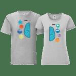 Комплект Тениски Едно Цяло
