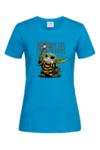 Дамска Тениска Бебе Йода
