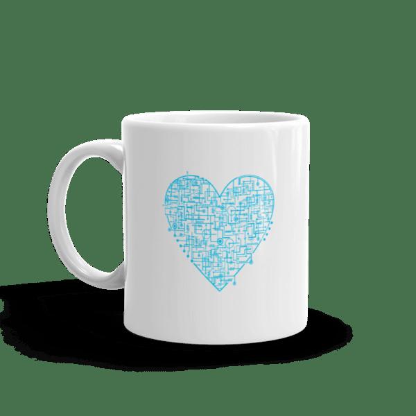 """Чаша """"Любов под напрежение"""""""