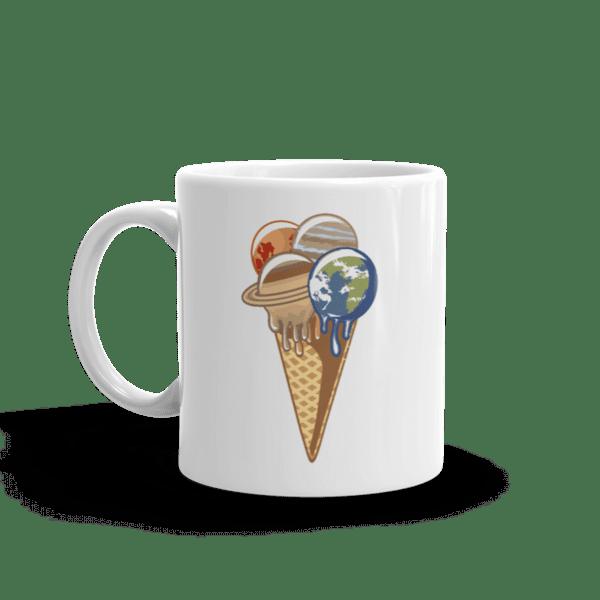 """Чаша """"Галактически сладолед"""""""