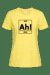 Дамска тениска Ah