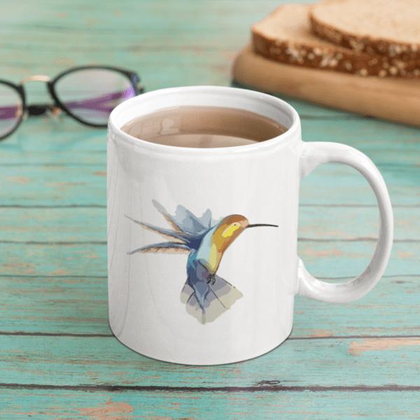 """Чаша """"Hummingbird"""""""