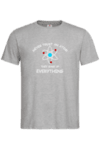 Мъжка тениска Атом