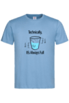 Мъжка тениска Оптимист