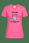 Дамска тениска Оптимист