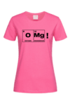 Дамска тениска OMg