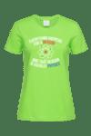 Дамска тениска Физика
