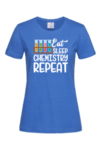 Дамска тениска Chemistry is life