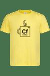 Мъжка тениска Кафе