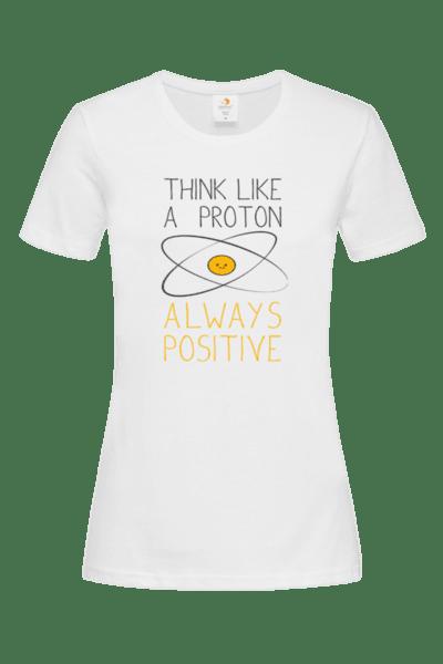 Дамска тениска Протон