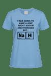 Дамска тениска Шега