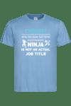 Мъжка тениска Ninja Chemist
