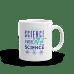 "Чаша ""Science is art"""