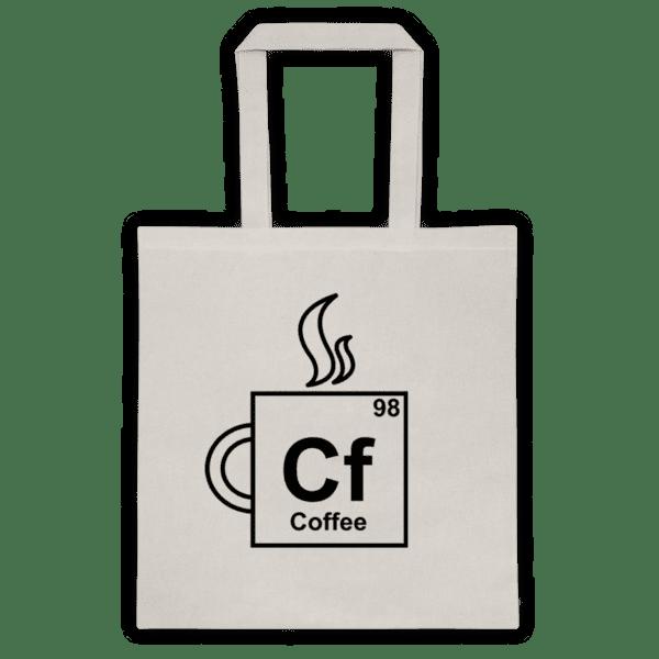"""Памучна еко чанта """"Кафе"""""""