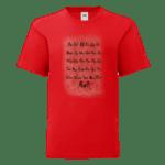 Детска тениска Азбука