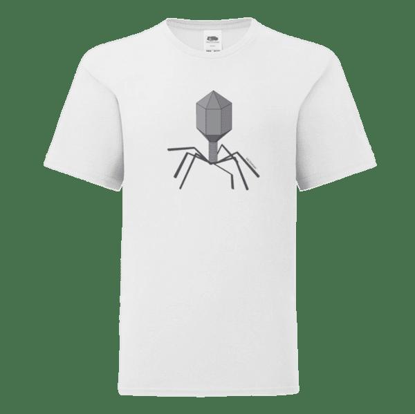 """Детска тениска """"Бактериофаг"""""""