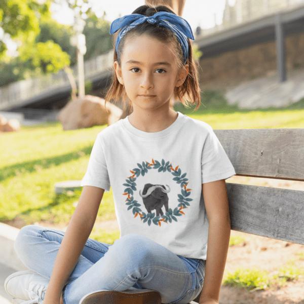 """Детска тениска """"Бивол"""""""