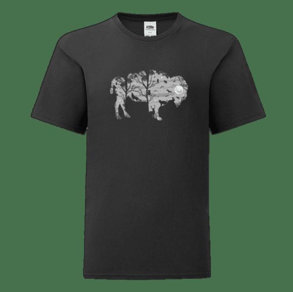 """Детска тениска """"Горски бизон"""""""