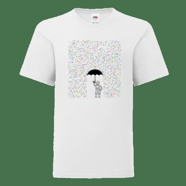 "Детска тениска ""В кода"""