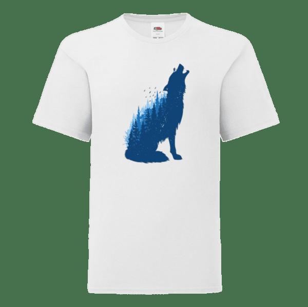 """Детска тениска """"Вой"""""""