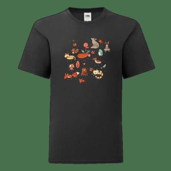 """Детска тениска """"Живот"""""""
