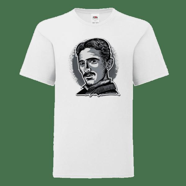 """Детска тениска """"Никола Тесла"""""""