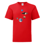 "Детска тениска ""Планети"""