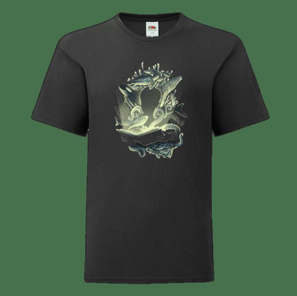 """Детска тениска """"Подводни истории"""""""