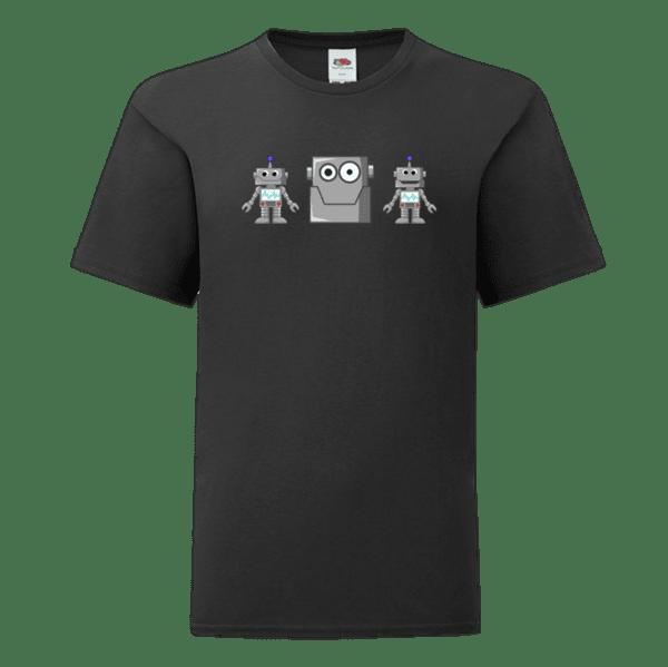 "Детска тениска ""Роботи"""