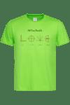 """Мъжка тениска """"All you need is love"""""""