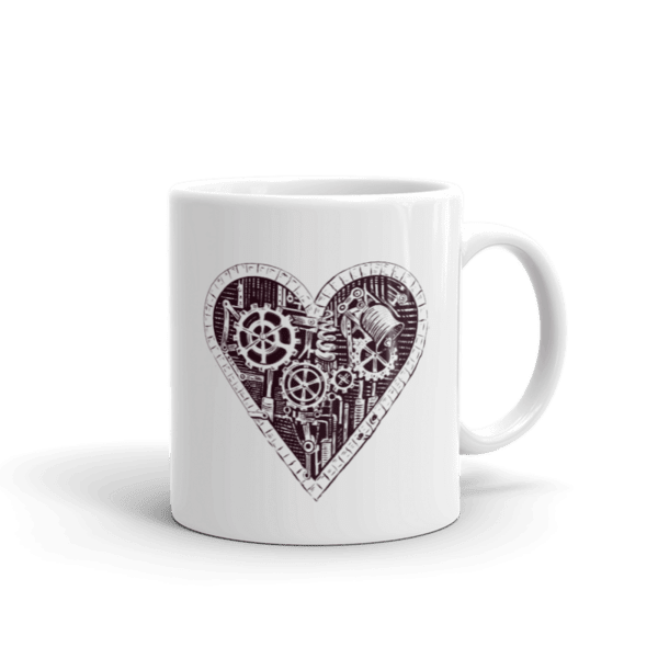 "Чаша ""Механично сърце"""
