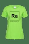 "Дамска тениска ""Радиум"""