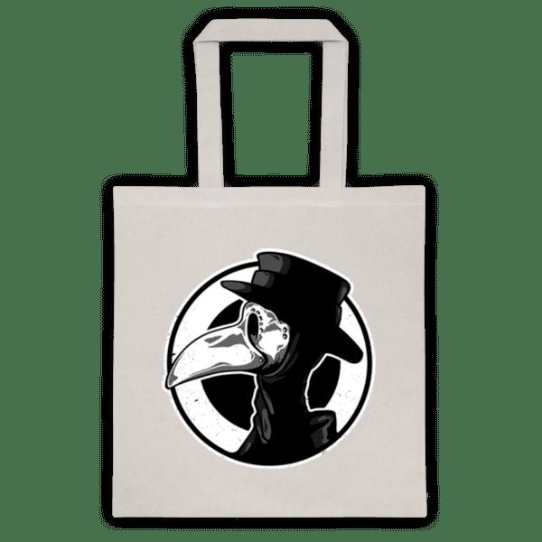 """Памучна еко чанта """"Маска на де Лорн"""""""