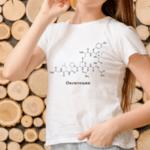 """Дамска тениска """"Окситоцин 2"""""""