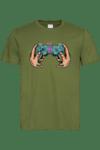 """Мъжка тениска """"В играта"""""""