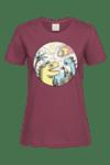 """Дамска тениска """"Виж! Астероид!"""""""