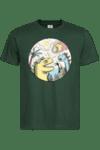 """Мъжка тениска """"Виж! Астероид!"""""""